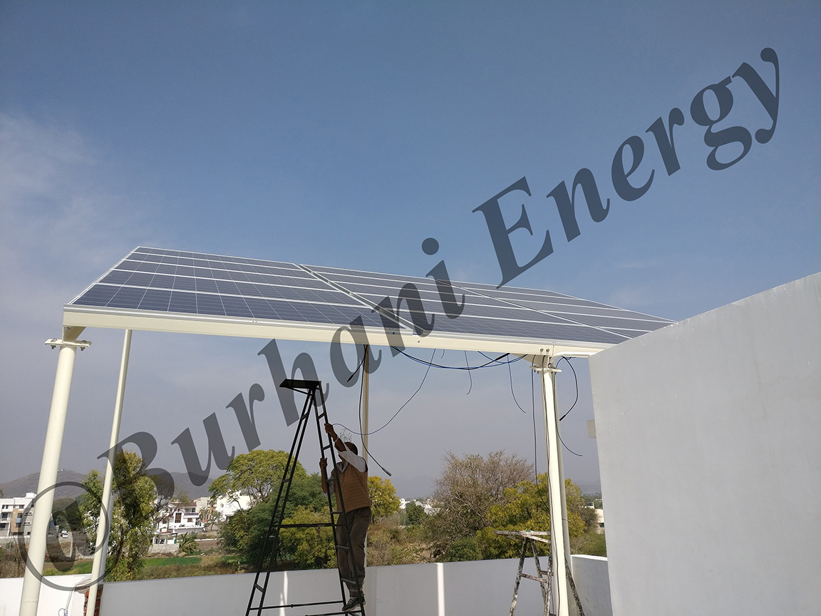 5KW On-Grid System